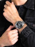 Zegarek męski z tachometr Lorus Sportowe RM381EX9 - duże 5