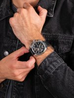 zegarek Pierre Ricaud P97235.5214QF męski z tachometr Pasek