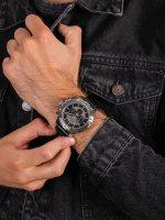 Zegarek męski z tachometr Pierre Ricaud Pasek P97236.5217CH - duże 5