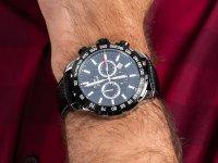 Zegarek męski z tachometr Pierre Ricaud Pasek P97236.Y214CH - duże 6