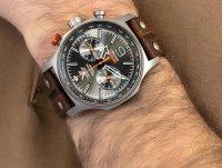 Zegarek męski z tachometr Vostok Europe Expedition 6S21-595H298 Expedition Titan - duże 6