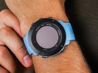 Zegarek męski z termometr  Ambit3 SS021968000 Ambit3 Vertical Blue HR - duże 6