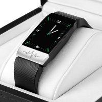 zegarek Rubicon RNCE60BIBX01BX Smartwatch RNCE60 + dodatkowy pasek męski z termometr Smartwatch