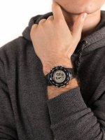 Zegarek męski z termometr Casio ProTrek PRW-3100YB-1ER - duże 5