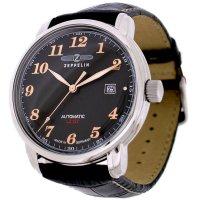 Zeppelin 7656-2 męski zegarek Count pasek