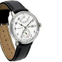 Zegarek męski Zeppelin  hindenburg 7060-1 - duże 2