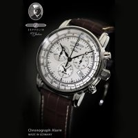 7680-1 - zegarek męski - duże 7