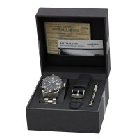 7266M-2-SET - zegarek męski - duże 5
