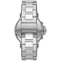 Michael Kors MK8730 DYLAN Dylan sportowy zegarek srebrny