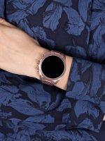 zegarek Michael Kors MKT5098 różowy Access Smartwatch