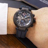 zegarek Michel Herbelin 288/CN45CB NEWPORT REGATE CARBON męski z chronograf Newport