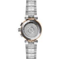 zegarek Michel Herbelin 35688/BTR19 damski z chronograf Newport