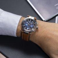 zegarek Michel Herbelin 37688/35GON męski z chronograf Newport