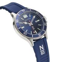 N-83 NAPABS907 męski zegarek Nautica N-83 pasek