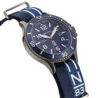 N-83 NAPCBS903 męski zegarek Nautica N-83 pasek