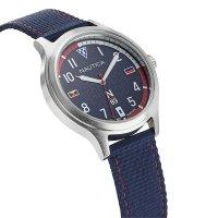 N-83 NAPCFS910 męski zegarek Nautica N-83 pasek