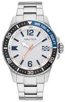 Zegarek męski Nautica  bransoleta NAPFRB921 - duże 1