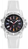 N-83 NAPGCS006 zegarek srebrny klasyczny Nautica N-83 pasek