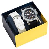 N-83 NAPGCS006 GARDA CUP Nautica N-83 klasyczny zegarek srebrny