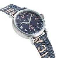 N-83 NAPLSS006 męski zegarek Nautica N-83 pasek
