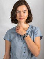 Zegarek niebieski elegancki Festina Classic F16864-1 bransoleta - duże 4