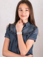 Zegarek niebieski fashion/modowy ICE Watch Ice-Duo ICE.001490 pasek - duże 4