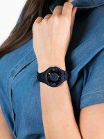 Zegarek niebieski fashion/modowy Versus Versace Damskie VSP1R0119 pasek - duże 5