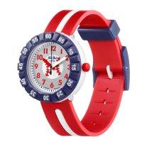 Zegarek niebieski klasyczny  Power Time FCSP101 pasek - duże 5