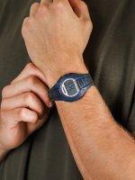 Zegarek niebieski sportowy  Ironman TW5K94100 pasek - duże 5