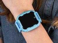 Zegarek niebieski sportowy Garett Dla dzieci 5903246286793 pasek - duże 6