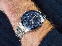 Zegarek niebieski sportowy Pulsar Sport PM3169X1 bransoleta - duże 6