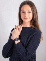 Zegarek niebieski sportowy QQ Dla dzieci M173-019 pasek - duże 4