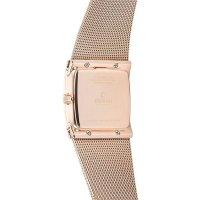 Zegarek damski Obaku Denmark bransoleta V172LEVWMV - duże 5