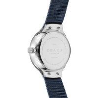 Obaku Denmark V241LXCLML damski zegarek Slim bransoleta