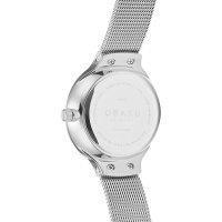 zegarek Obaku Denmark V241LXCWMC kwarcowy damski Slim VIKKE - STEEL