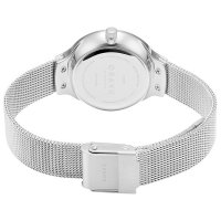 zegarek Obaku Denmark V241LXCWMC srebrny Slim