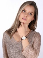 zegarek Orient RA-AC0010S10B różowe złoto Classic