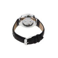 Orient RA-AC0J05L10B zegarek srebrny klasyczny Classic Automatic pasek