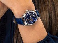 Orient RA-AG0018L10B zegarek srebrny klasyczny Contemporary pasek