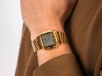 Zegarek retro Casio VINTAGE Maxi DB-360GN-9AEF - duże 6