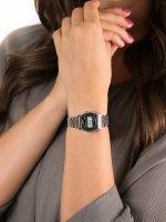 Casio Vintage LA690WEA-1EF damski zegarek VINTAGE Midi bransoleta