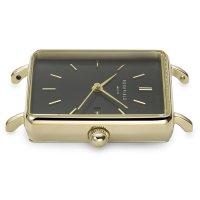 Rosefield QVBGD-Q015 zegarek złoty fashion/modowy Boxy bransoleta
