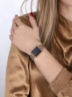 zegarek Rosefield QVBSD-Q016 różowe złoto Boxy