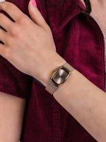 Zegarek różowe złoto elegancki Adriatica Bransoleta A3443.917RQ bransoleta - duże 5
