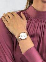 Zegarek różowe złoto elegancki Adriatica Bransoleta A3689.9143Q bransoleta - duże 5