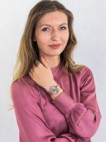 Zegarek różowe złoto elegancki Adriatica Bransoleta A3689.9147Q bransoleta - duże 4