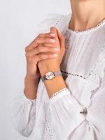 Zegarek różowe złoto fashion/modowy Cluse La Vedette CW0101206004 bransoleta - duże 5