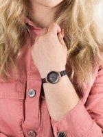 Zegarek różowe złoto fashion/modowy Obaku Denmark Bransoleta V177LEVNMN bransoleta - duże 5