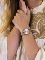 Zegarek różowe złoto fashion/modowy Skagen Anita SKW2151 bransoleta - duże 5