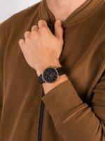Zegarek różowe złoto fashion/modowy Timex Fairfield TW2T11600 pasek - duże 5